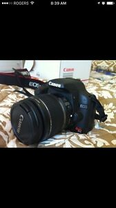 Canon Rebel T1i MUST SELL! With accessories optional