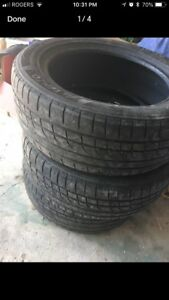 205-55-16 altenzo used all season tires