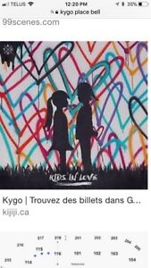 KYGO LOGE Place Bell