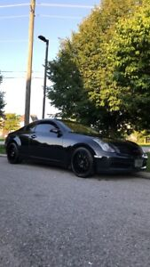 INFINITI G35  Coupe *SAFETIED* CLEAN TITLE*