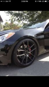 Genesis coupe 3.8 Track