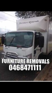FURNITURE REMOVALS 1 BEDROOM HOUSE $190 FLAT WITH 2 PERSONS Adelaide CBD Adelaide City Preview
