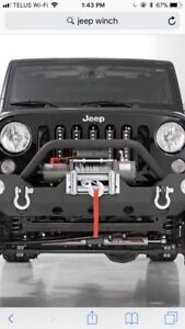Looking for Jeep winch