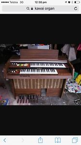 Electronic organ Woodlands Stirling Area Preview