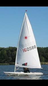 ISO small sailing dingy