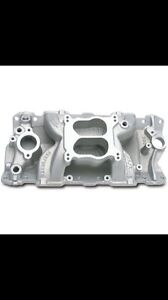 Looking for 4barrel intake manifold for 81 gmc 350
