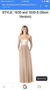Bridesmaid/Grad Dress