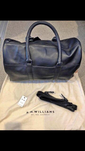 Rm Williams City Medium Overnight Bag Bags Gumtree Australia Mitchell Area Kilmore 1194636877