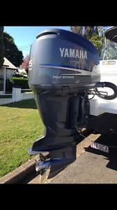 Yamaha 225HP Four stroke Outboard Motor Hawthorne Brisbane South East Preview