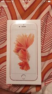 iPhone 6S 32GB. Rose Gold Nunawading Whitehorse Area Preview