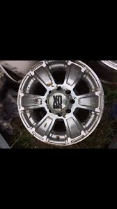 XD rims from gmc or Chevy 8 Bolt