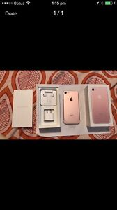 iPhone 7 256. GB. Rose Gold. Nunawading Whitehorse Area Preview