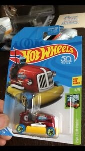 Hot Wheels Bump around Treasure Hunt