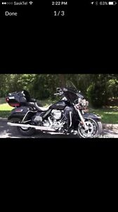 2015 Harley Ultra Limited