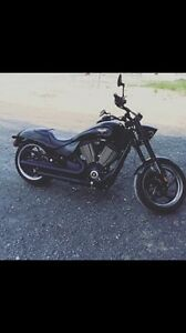 Victory Hammer 8 ball 2013 only 10000km !!!
