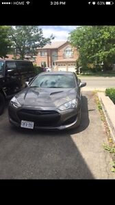 Genesis coupe 2.0t Low km &a Cheap!