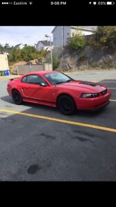 2002 mustang 3400 OBO need gone asap