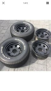 Sunraysia wheels 15x8 Taylors Lakes Brimbank Area Preview