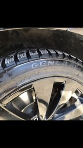 Winter Tires 225 45 R 17