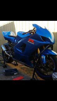 GSX-R 1000cc