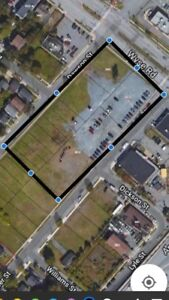 2 Acres Of Commercial Parking For Rent