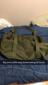 Canadian Forces Tactical Duffle bag