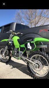 Motocross KX 500 2001