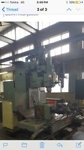 CNC Makino milling machine FDXNC-106 Byford Serpentine Area Preview