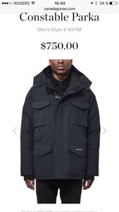 Canada Goose Constable Parka Homme Large