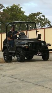 Newest Golf buggy type ATV to land in Australia Pacific Pines Gold Coast City Preview