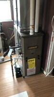Furnace and air conditioner installs