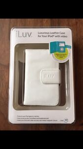 Brand New Leather Case For iPod Classic 30/60/80/120/160GB