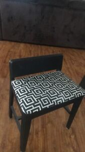 Chair and Bench Seat