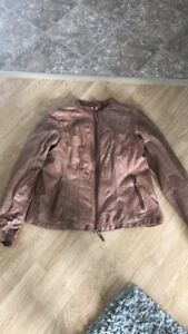 Ladies xl Danier leather jacket