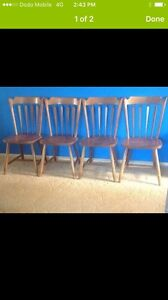 Wooden Chairs Port Macquarie Port Macquarie City Preview