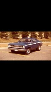 Trying find past owner 1971 Plymouth Duster 340 4 speed Alberta
