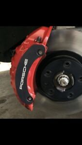 Caliper Painting & Refinishing! $100 for all! Brake Painting