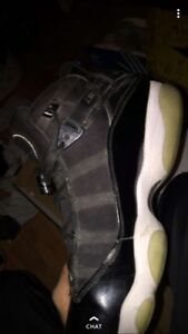 3 shoes all size 12 makeoffer shoe collection Jordan  adidas