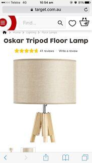 Brand new lamp shade beige
