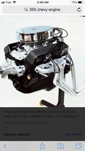 Wanted chevy 350 engine