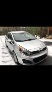 2013 Kia Rio5  + Winter/Summer Tires - One Owner