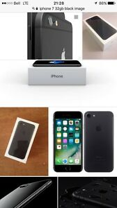 iPhone 7   32GB  Black. BNIB $850.