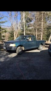 1998 FORD F150 *87,000*miles