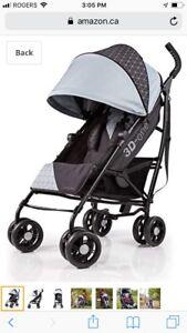 BNIB Summer Infant 3D One Stroller (Grey)
