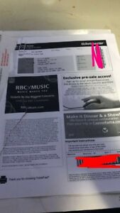 Two Dane cook tickets