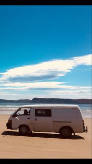 Campervan for sale!! Long wheel base Hobart CBD Hobart City Preview