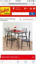 Fantastic furniture set of 4 Dining chairs brand new reduced price Taranganba Yeppoon Area Preview