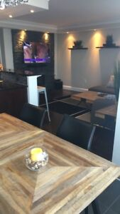 One bedroom condo for rent - ALL INCLUDED - FULLY FURNISHED