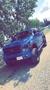2014 Ford F-150 FX4 6 inch BDS lifted!
