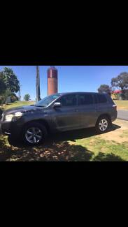 2008 Toyota Kluger KX-R for sale